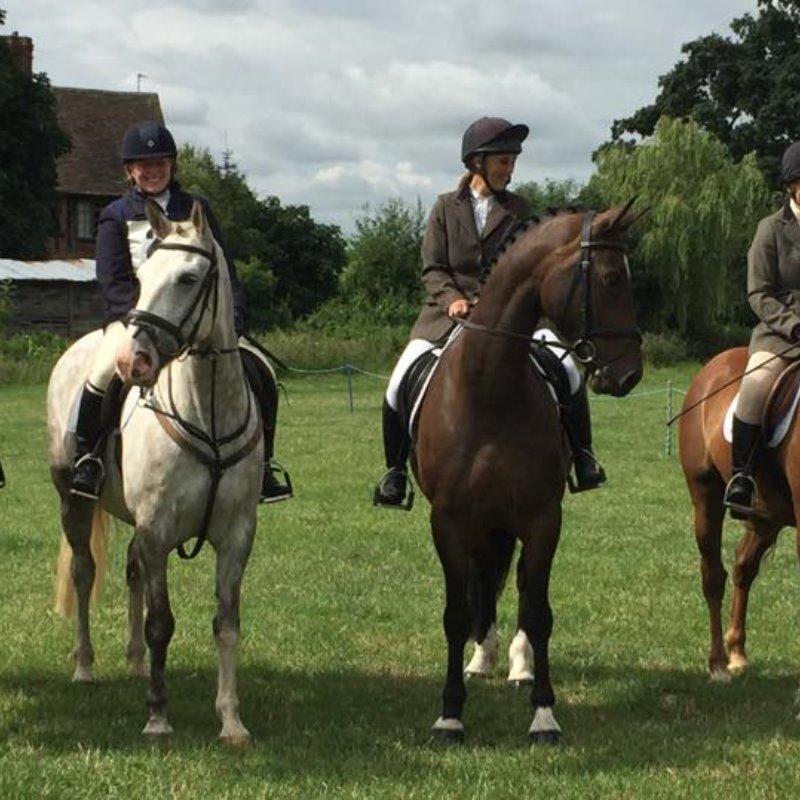 Mercian Combined Training at Hanbury, 31st July 1016