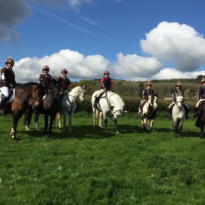 Mercian Hunter Trial 23 April 2016