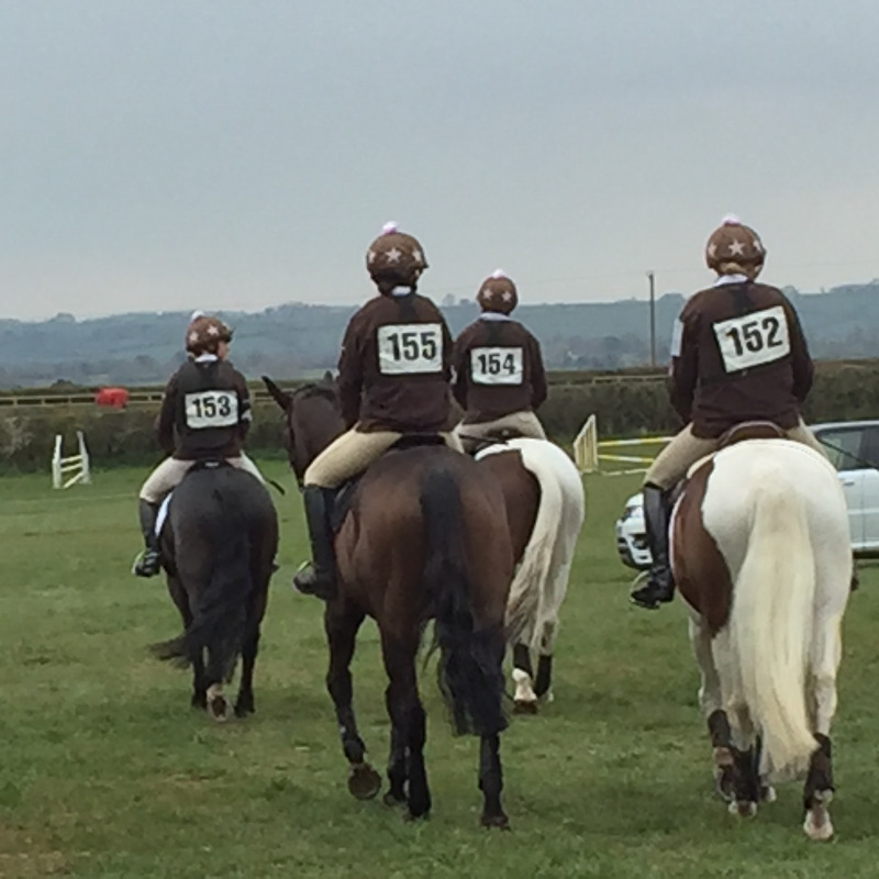 Area Eventer Challenge at Swalcliffe on 24 April 2016