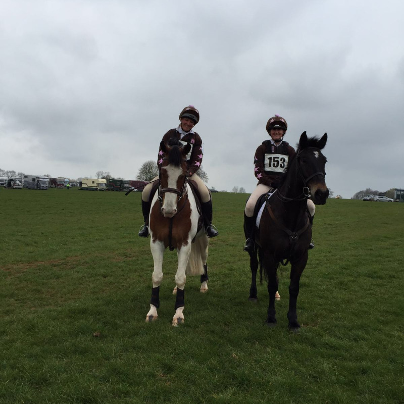 Area Eventer Challege at Swalcliffe on 24 April 2016
