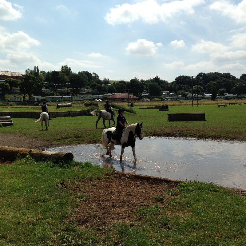 Training at Lincomb Summer 2015
